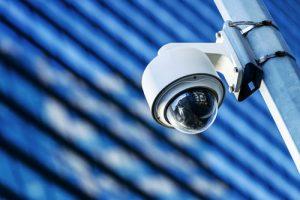 hi-tech security system